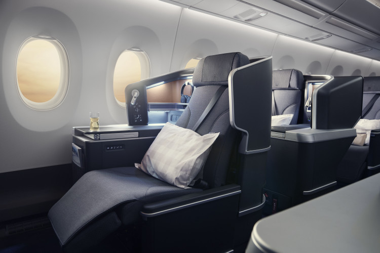 A350 BUSINESS SEAT