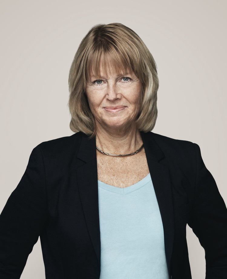 Carina Malmgren Heander, Executive Vice President & Chief of Staff